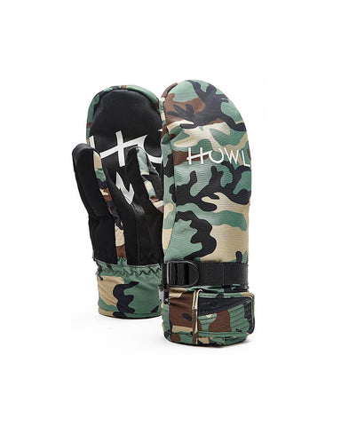 FAIRBANKS MITT HOWL CAMO