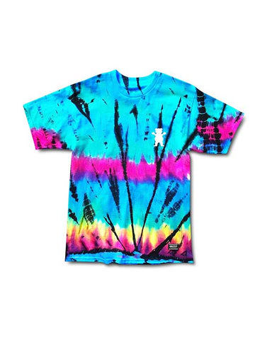 ABOVE THE CLOUDS TIE DYE