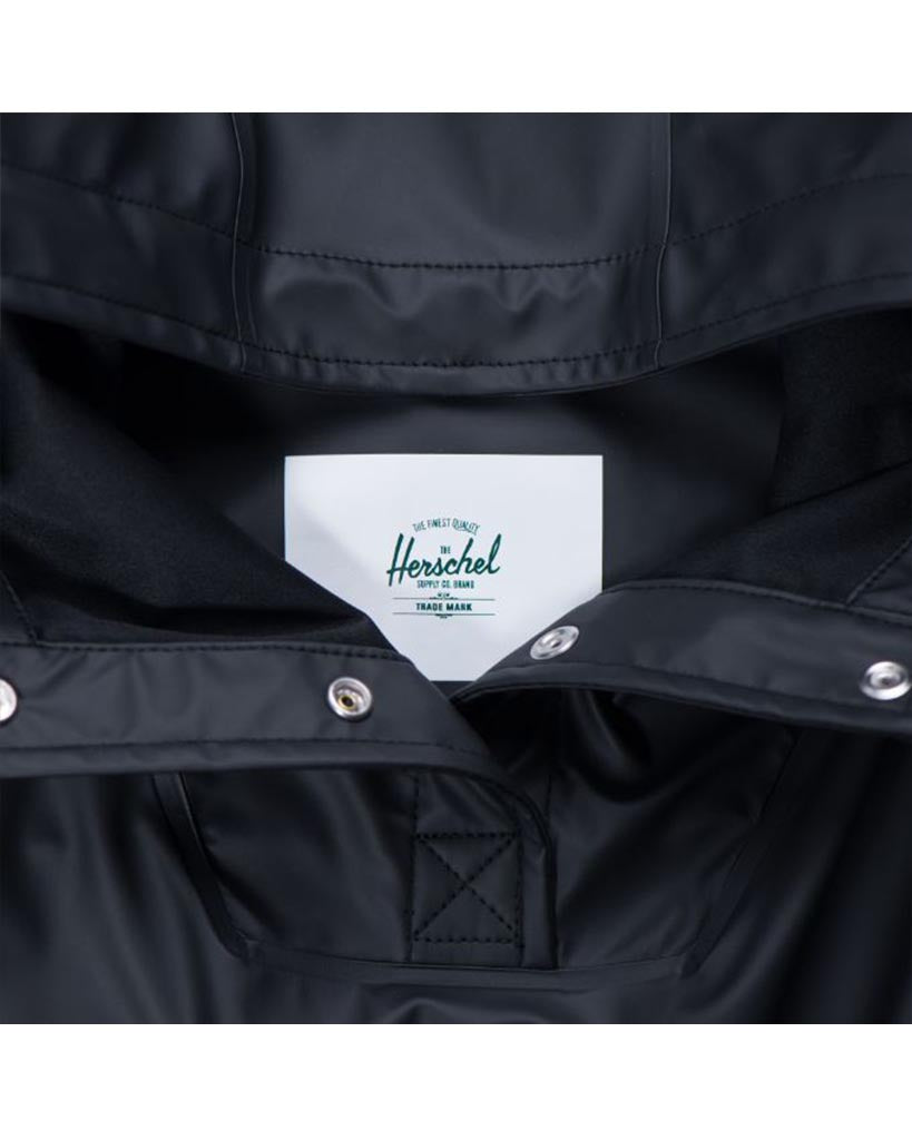 Coat HERSCHEL PONCHO FORECAST POLY SHADOW