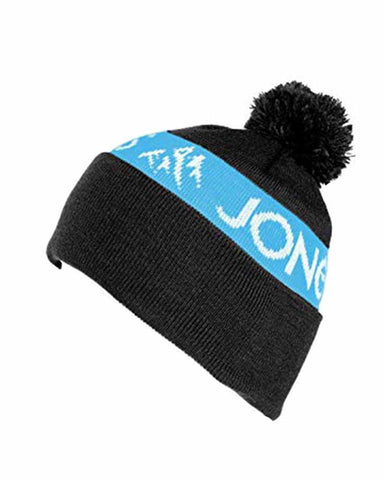 TEAM BEANIE BLACK / BLUE