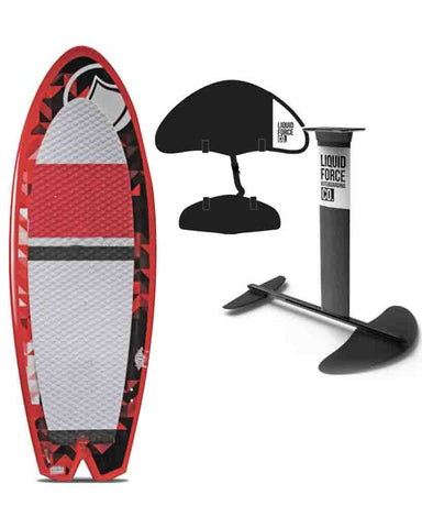 ROCKET WAKE FOIL V2 COMPLETE PACKAGE RENTAL (150 $ 24H)