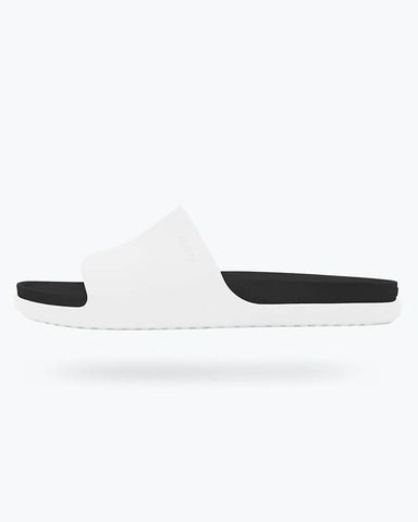 SPENCER LX WHITE SHELL -JIFFY BLACK