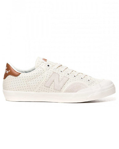 PRO COURT 212 CREAM PERF LEATHER