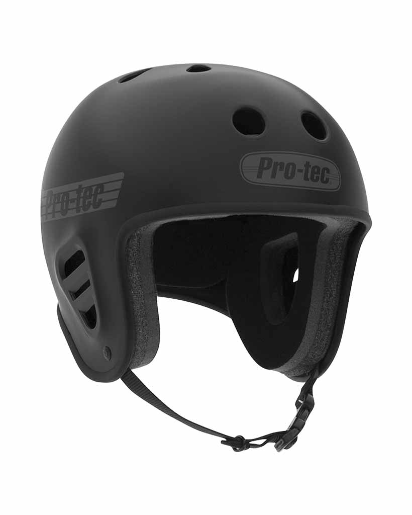 PRO-TEC FULL CUT PROTECTION MATTE BLACK