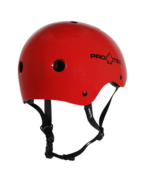 Protection PRO-TEC CLASSIC CERTIFIED GLOSS RED