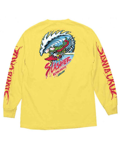 WAVE SLASHER LS YELLOW