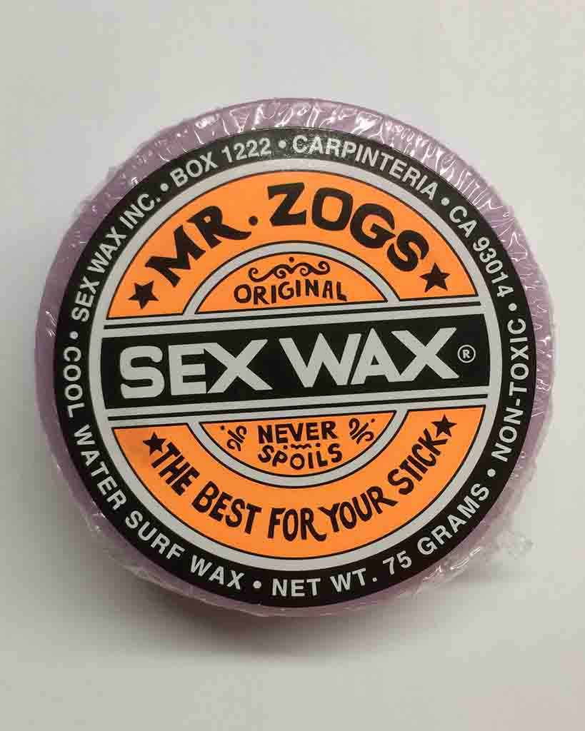 Surf accessory SEXWAX SEXWAX ORANGE COOL GRAPE