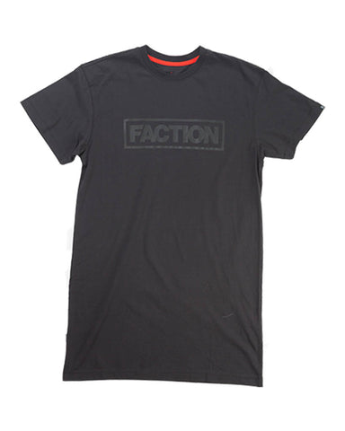 TALL LOGO TEE BLACK