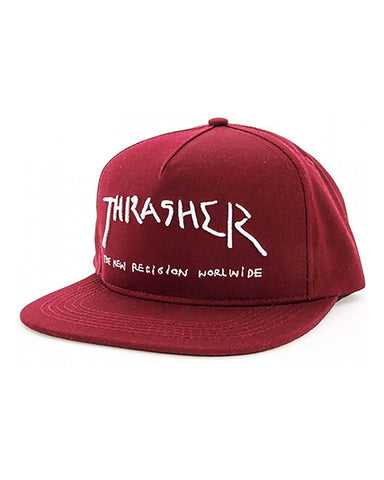 NEW RELIGION MAROON