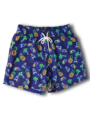 SWIMTRUNK THE TROPICAL