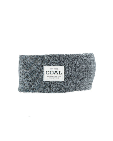 THE UNIFORM HEADBAND BLACK MARL