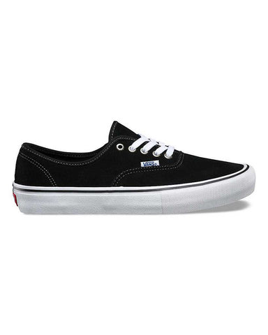 AUTHENTIC PRO SUEDE BLACK