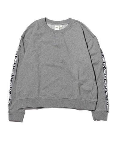 BISHOP CREW GREY HEATHER