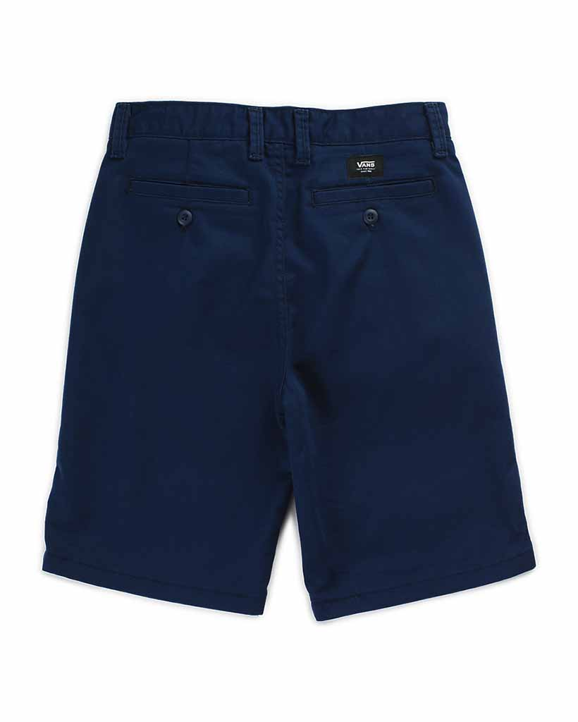 Short VANS BOYS AUTHENTIC STRETCH DRESS BLUES