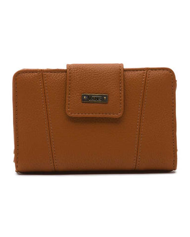 JENNA CHAIN WALLET SADDLE