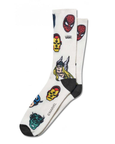 MARVEL SOCKS AVENGERS