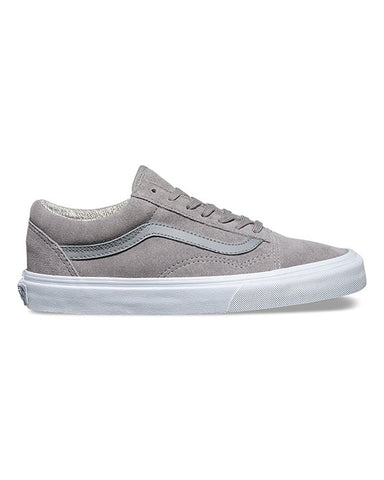 OLD SKOOL GREY TRUE WHITE