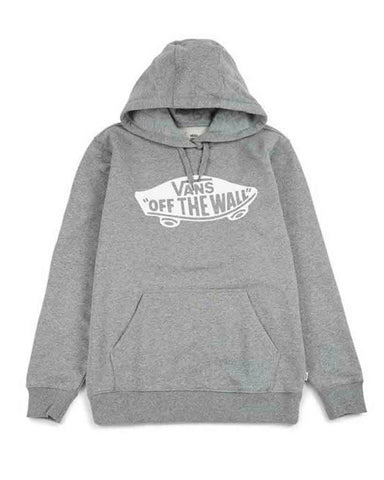 OTW PULLOVER FLEECE CEMENT HEATHER
