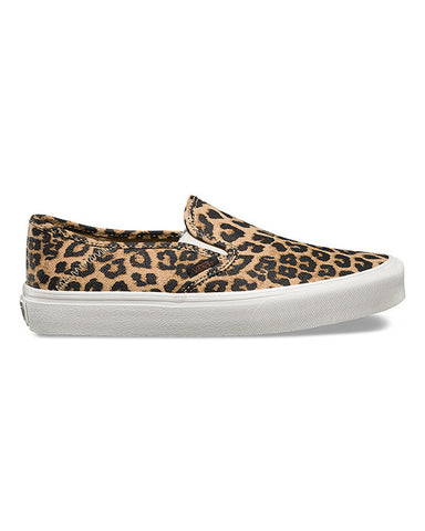 SLIP-ON SF HEMP LEOPARD