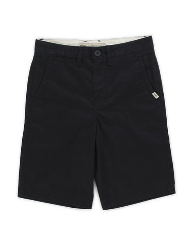 AUTHENTIC SHORT BOYS BLACK