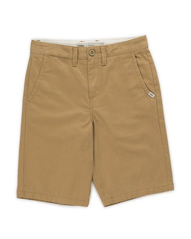 AUTHENTIC SHORT BOYS NEW MUSHROOM BROWN