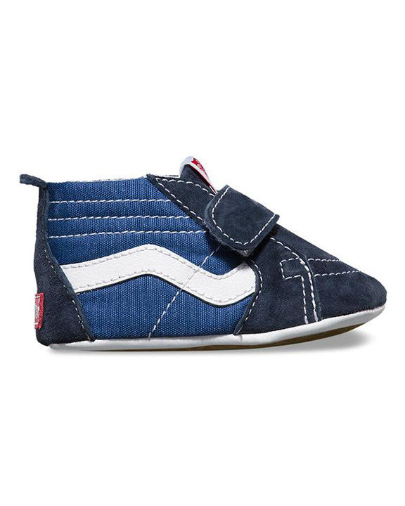 4015b827fd VANS SK8-HI CRIB NAVY - Boutique Adrenaline