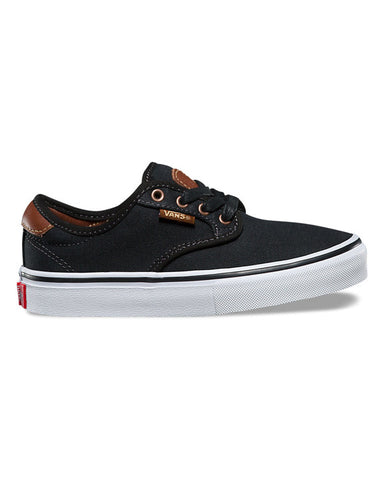 Y CHIMA FERGUSON BRUSHED PRO TWILL BLACK