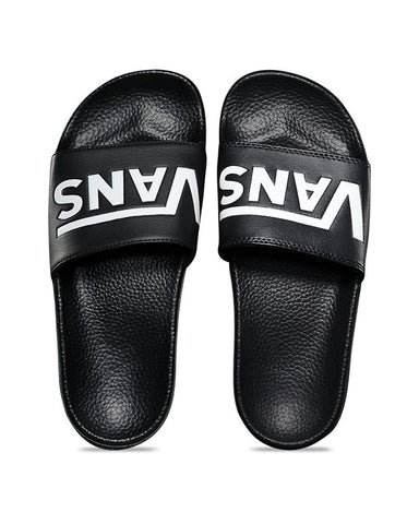 MENS SLIDE-ON BLACK
