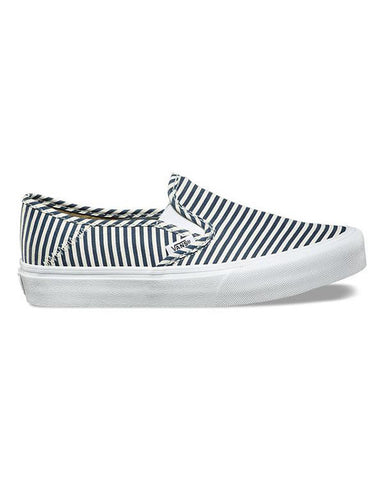 SLIP-ON SF NAVY STRIPES
