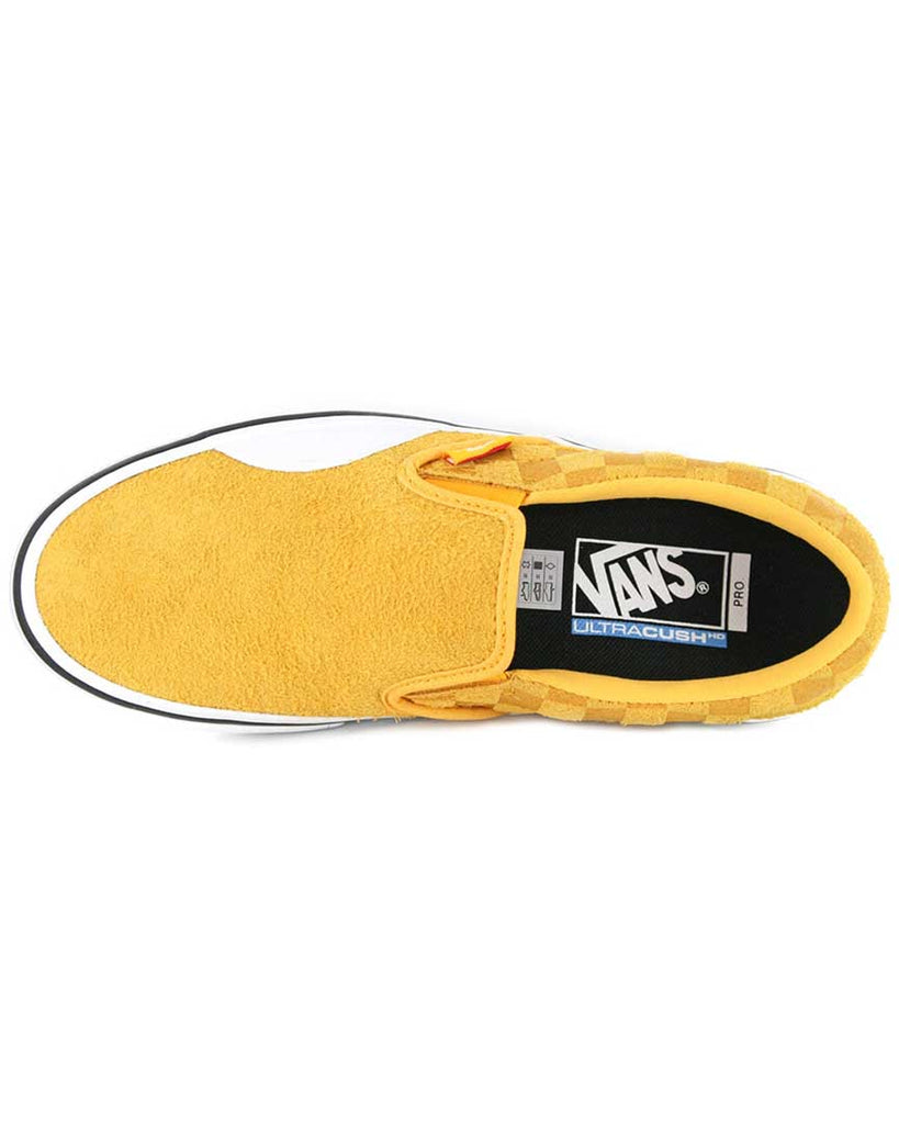 aab594a40ab389 VANS SLIP-ON PRO HAIRY SUEDE BANANA – Boutique Adrenaline