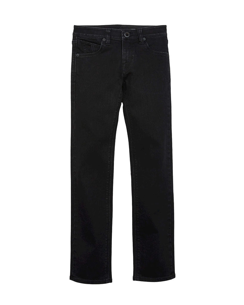 Pantalon VOLCOM YOUTH VORTA DENIM BLACKOUT