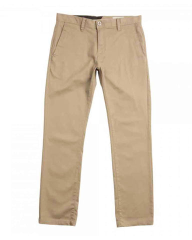 FRICKIN MODERN STRAIGHT STRETCH KHAKI