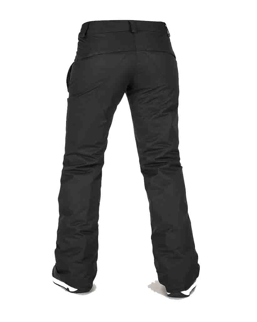 Snow pants VOLCOM FROCHICKIE INSULATED PANT BLACK