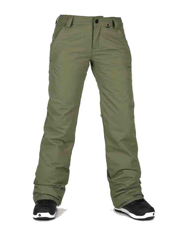 FROCHICKIE INSULATED PANT MILITARY