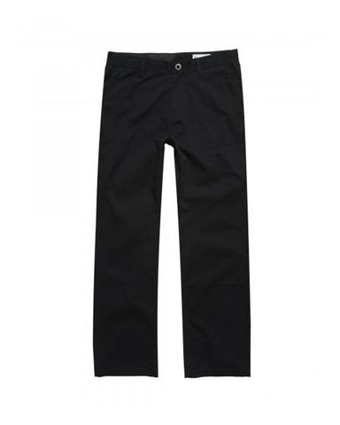 YOUTH FRICKIN MODERN STRAIGHT STRETCH BLACK