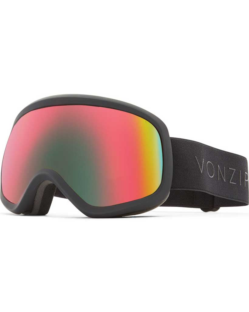 Goggles VON ZIPPER SKYLAB BLACK SATIN / WILDLIFE CHROME