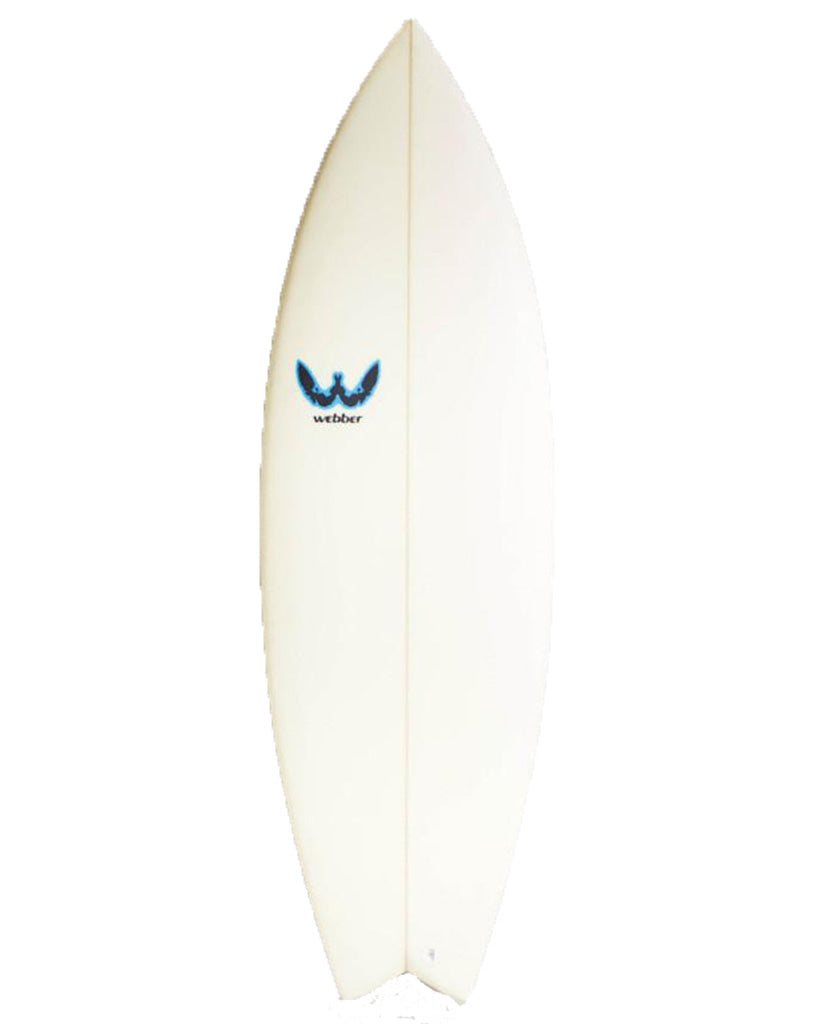 Surfboard WEBBER WEBBER MINI FISH 5'6