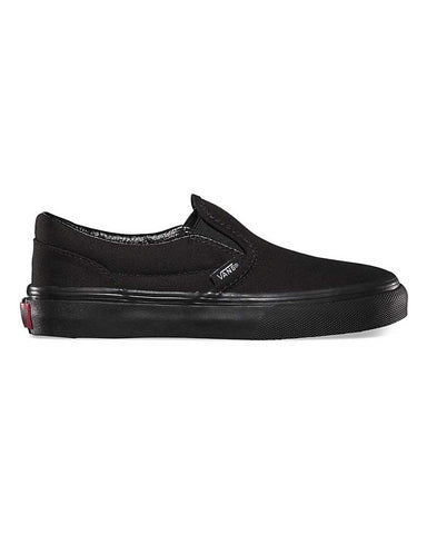 Y CLASSIC SLIP-ON BLACK / BLACK