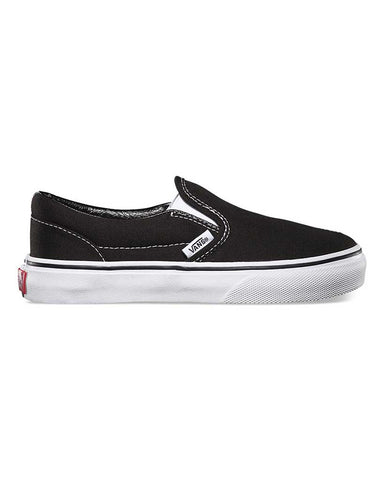 Y CLASSIC SLIP-ON BLACK/TRUEWHITE