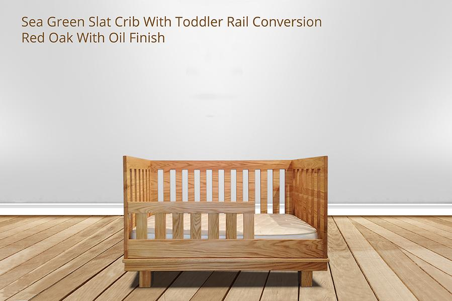 All about different styles of wooden cribs