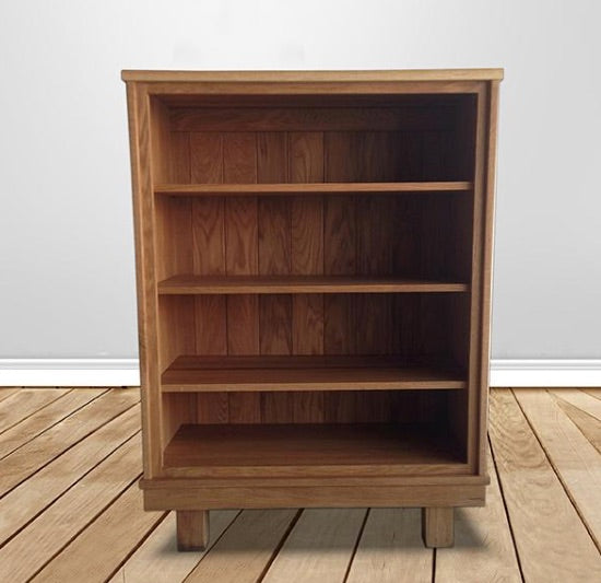 Popular Styles and Benefits of Solid Wood Bookcases