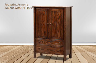footprint armoire