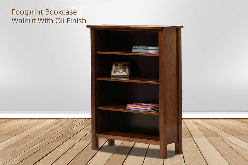 footprint bookcase