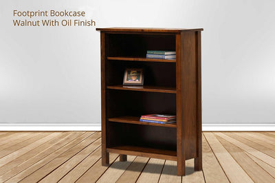 [CUSTOM] footprint bookcase