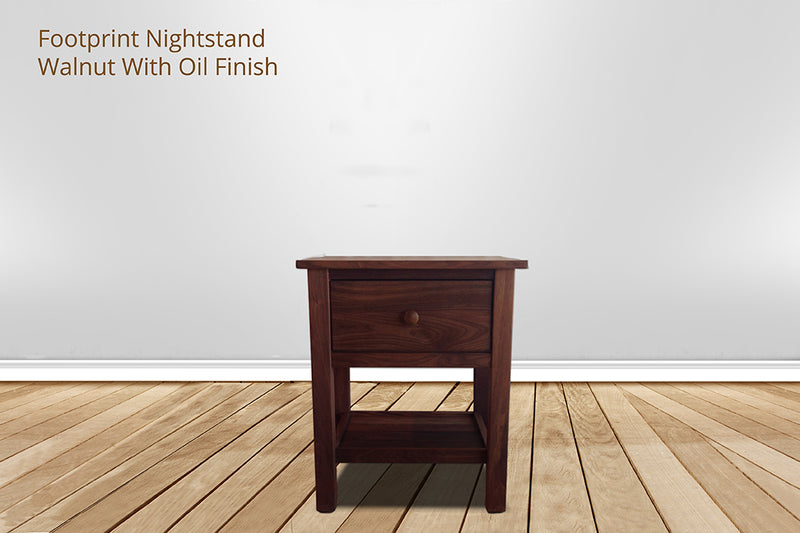 footprint nightstand