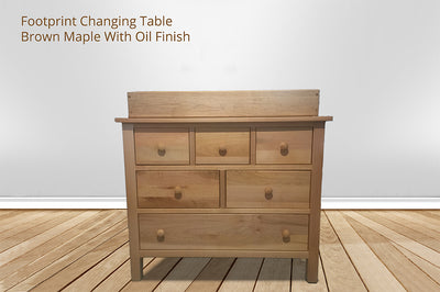 Footprint Changing Table