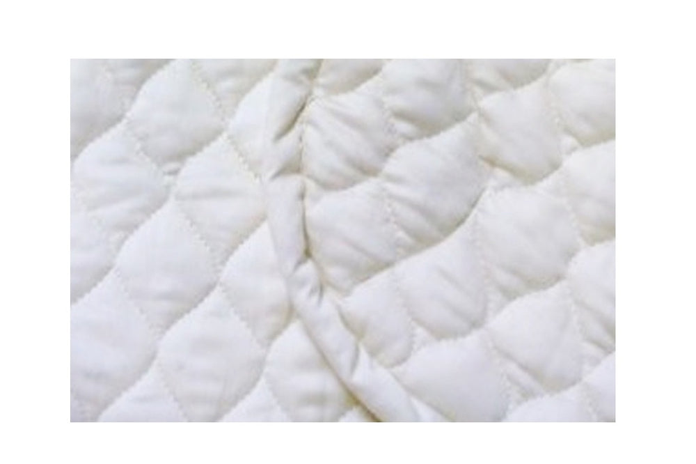 Organic Cotton Mattress Pad - Washable Bassinet Pad | Green Cradle