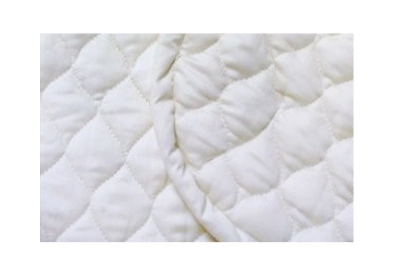 bassinet organic cotton mattress pad
