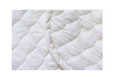 co-sleeper organic cotton mattress pad