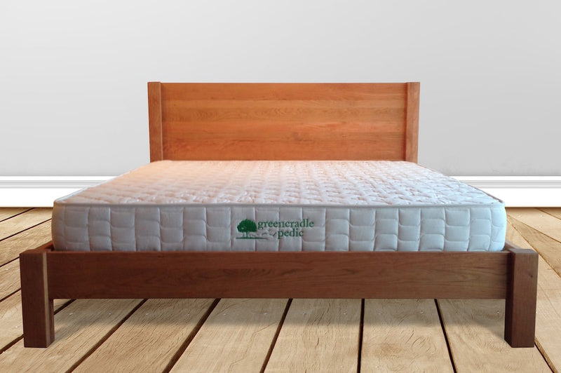 [CUSTOM] Green Cradle Chestnut Organic Latex Mattress